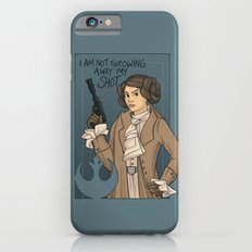 She's Young, Scrappy, and Hungry. iPhone 6s Slim Case