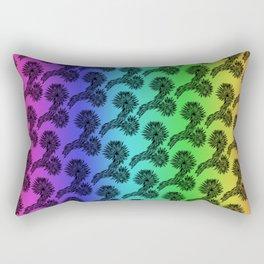 Joshua Tree Matrix by CREYES Rectangular Pillow