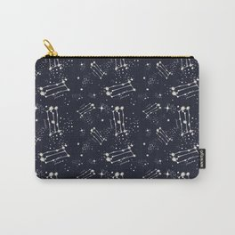 Zodiac Constellations - Gemini Carry-All Pouch