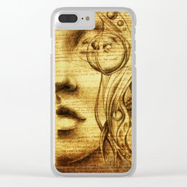 hidden Clear iPhone Case