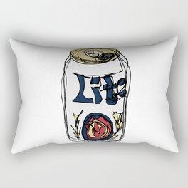 Miller Lite Can Rectangular Pillow