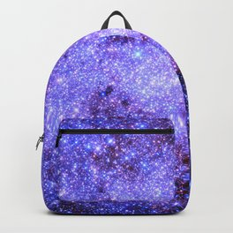Lavender gAlAxy. Backpack
