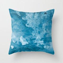 Valhallarok Throw Pillow