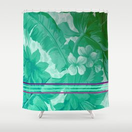 FLOral art A Shower Curtain