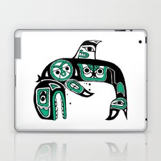 Native American Orca Laptop & iPad Skin