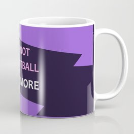 VAR It's not football Coffee Mug
