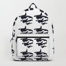 Orca design Backpack