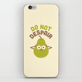 A Fruitful Admonition iPhone Skin