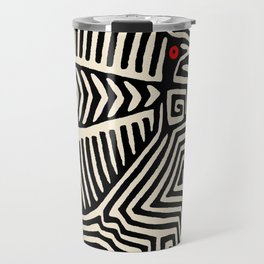 Kuna Indian Pajaro Travel Mug