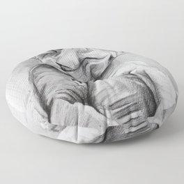 Sphynx cat Floor Pillow
