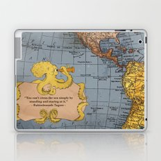 Crossing the Sea Laptop & iPad Skin