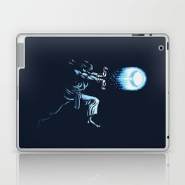 Hadouken Laptop & iPad Skin