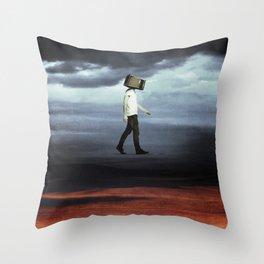 Self Determination Throw Pillow