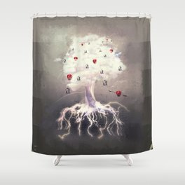 aaaaaaaaaaaaaa Shower Curtain