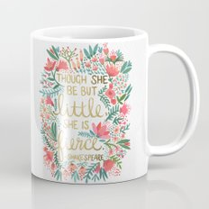 Little & Fierce Mug