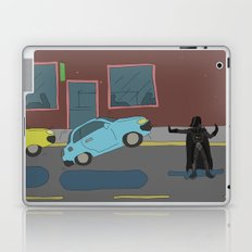 Darth Vader traffic Laptop & iPad Skin