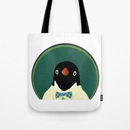 Adelie Penguin Tote Bag