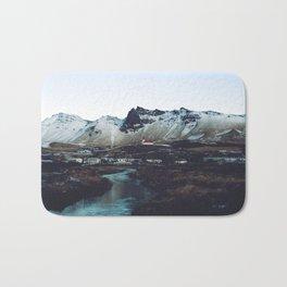 Iceland // Vik Bath Mat