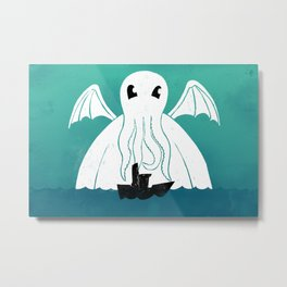 Call of Cthulhu Metal Print