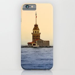 The Maiden's Tower iPhone Case