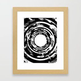 'UNTITLED #08' Framed Art Print
