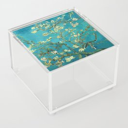 Vincent Van Gogh Blossoming Almond Tree Acrylic Box