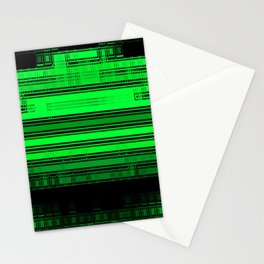 The Green Zone Stationery Cards