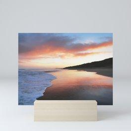 A Beautiful Sunrise Mini Art Print