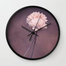 fall in love I Wall Clock