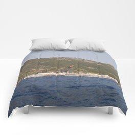 Wreck Of The Costa Concordia Comforters