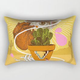 DESERT VISIONS Rectangular Pillow