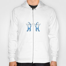 Dancing Sharks Hoody
