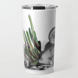 Bighorn Ram Travel Mug