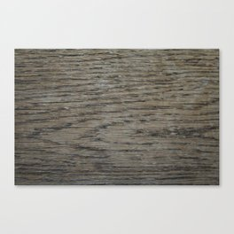 Worn and beautiful Canvas Print