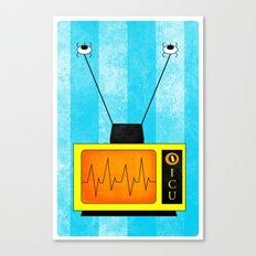 ICU. Canvas Print