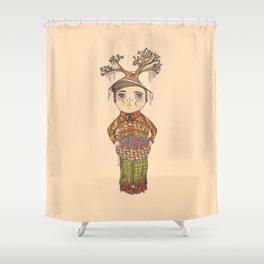 JEREMY Shower Curtain