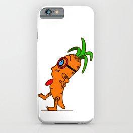 Mr Hakii iPhone Case