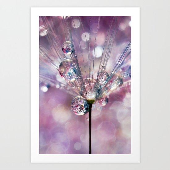 Party Sparkle Art Print