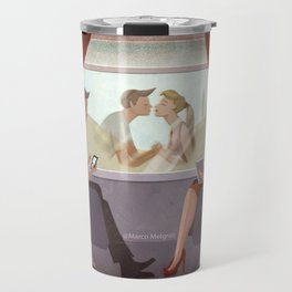Could you be loved Travel Mug