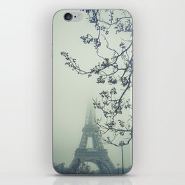 The Iron Lady & Mister Tree iPhone Skin