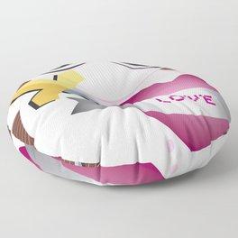 Ho preso uno Sbarabaus Floor Pillow