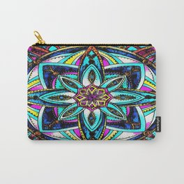 Hype Continues Carry-All Pouch