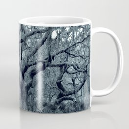 Blue grey Coffee Mug