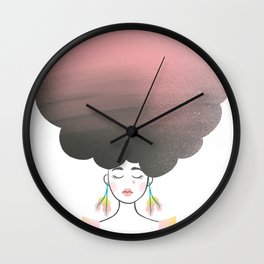 Spicy Wall Clock