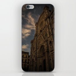 Entrance To The Duomo di Firenze iPhone Skin
