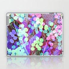 Dots & Leaves. Laptop & iPad Skin