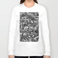 heavy metal Long Sleeve T-shirts featuring Heavy Metal Crush by BruceStanfieldArtist.DarkSide