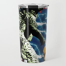 Godzilla War II Travel Mug