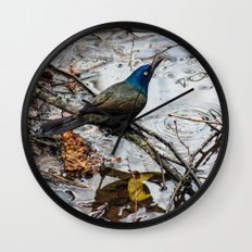 Un-Freebird Wall Clock