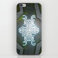 shadow of the colossus iPhone & iPod Skins featuring Shadow Of The Colossus by KeenaKorn